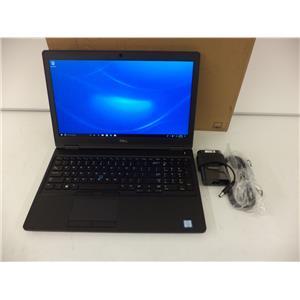 "Dell 4WFF0 Latitude 5590 QC i5-8350U 1.7GHZ 8GB 128GB SSD 15.6"" W10P"