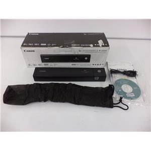 Canon 9704B007 imageFORMULA P-208II Scan-tini Personal Document Scanner