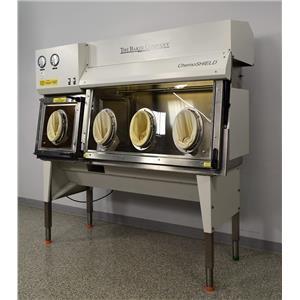 Baker ChemoShield Model 338A000 Lab Glovebox Fume Hood Contaminent Control