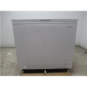 """Insignia 37"""" Defrost Drain 7.0 Cu. Ft. Chest Freezer  White NS-CZ70WH6 (LOCAL)"""