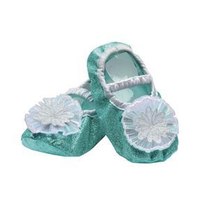 Elsa Frozen Princess Disney Girls Dress Up Slippers Toddlers