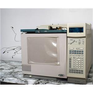 Agilent/HP Hewlett Packard GC6890A/G1530A With FID Gas Chromatograph Helium