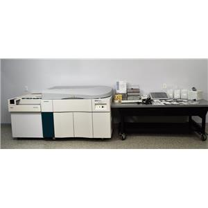 Siemens Advia 1800 Clinical  Chemistry Analyzer W Universal Rack Handling System
