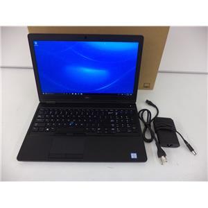 "Dell 6K77V Latitude 5590 Core i5-8350U 1.7GHZ 8GB 256GB M.2 SSD 15.6"" W10P"