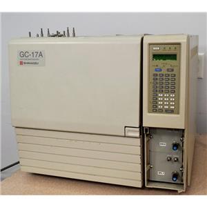 Shimadzu GC-17A Gas Chromatograph Analytical Chemistry