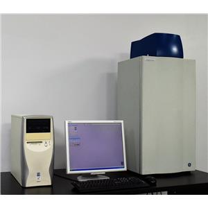 GE Healthcare ImageQuant 400 Digital Gel Imager Documentation Chemiluminescence