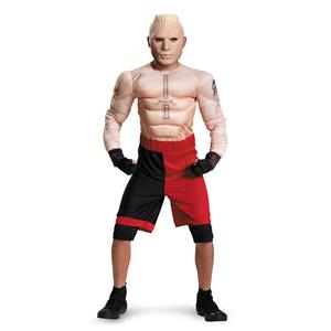 Brock Lesnar Classic Muscle WWE Costume, Large 10-12