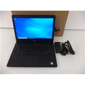 "Dell 0RG17 Latitude 3490 Laptop Core i5-8250U 1.6GHZ 8GB 500GB 14"" W10P"