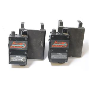 Pair of MILES Multiple Integrated Laser Engagement System M2 Lasers Gun Training