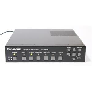 Panasonic ET-YFB100G RSTK Digital Interface Box Digital Link-Ready Projectors