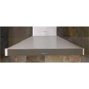 """Dacor 36"""" 600 Internal CFM Stainless Steel Wall Mount Chimney Hood DHW361"""