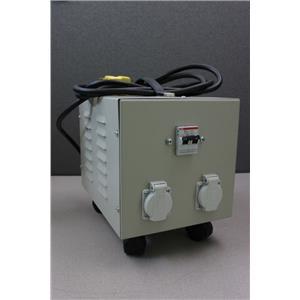 Leica Microsystems Heidelberg GmbH 15-77325-230 Transformer w/ Wheeled Case