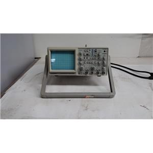 Hitachi V-1565 Analog Oscilloscope 100 MHz [For Parts]