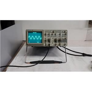 TEKTRONIX 2232 100 MHZ DIGITAL STORAGE OSCILLOSCOPE