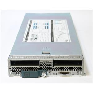 Cisco UCS B200 M3 Blade Server 2x Xeon E5-2680 V2 2.8GHz, 256GB RAM