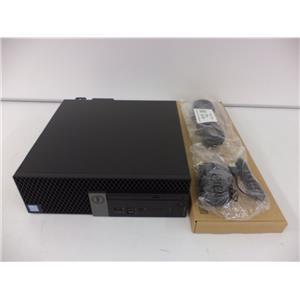 Dell M0D9T OptiPlex 5060 - SFF - Core i7-8700 3.2GHz 8GB 500GB W10P