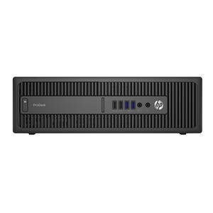 HP ProDesk 600 G2 Intel Quad Core I5-6500 3.2GHz 8GB 500GB DVD SFF Desktop PC