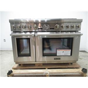 """Thermador Pro Grand Professional Series 48"""" SS Pro-Style Gas Range PRL486NLG"""