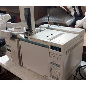 AGILENT 6890 PLUS, 5973 GC &  Mass Selective Detector MSD System