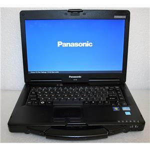 "Panasonic ToughBook 14"" CF-53 MK2 Core i5 3320M 2.6Ghz 8GB Laptop CF-53JALZY1M"