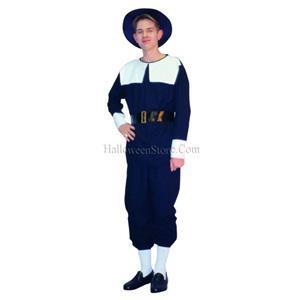 Pilgrim Man Adult Costume