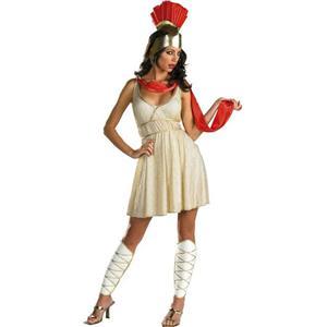 Woman of Troy Roman Greek Adult Costume Small 6-8