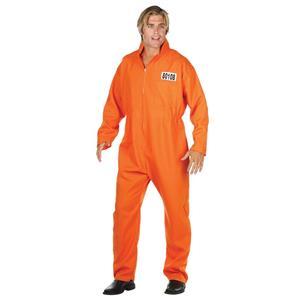 RG Costumes Escaped Convict Men's Costume Standard Size