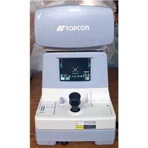 TOPCON KR 8800 Auto Refractor Keratometer