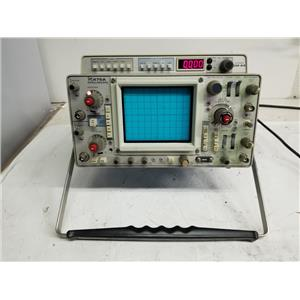 Tektronix 475A 2-channel Oscilloscope [For Parts]