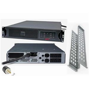 APC SUA3000RM2U Smart-UPS 3000VA 120V 2700W 3kVA 2U Battery Backup Rackmount