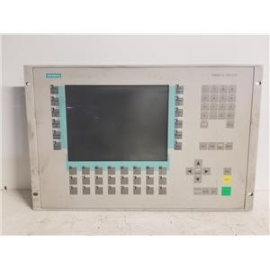 Siemens Multi Panel MP270 TFT 6AV6 542-0AD15-2AX0