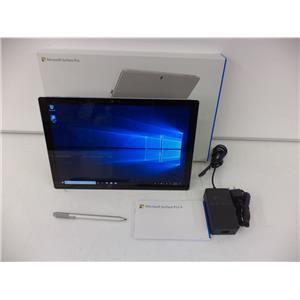 "Microsoft TJ2-00004 Surface Pro 4 -12.3""- i5-6300U 2.4GHZ 8GB 256GB SSD W10P"