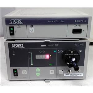 KARL STORZ TRICAM SL NTSC 20222120&20133120 SYSTEM