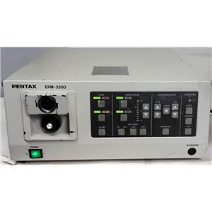 PENTAX EPM-3300 ENDOSCOPY LIGHT SOURCE
