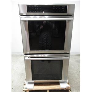 "Thermador Masterpiece Series 30"" SS Double Electric Wall Oven MED302JS (9)"