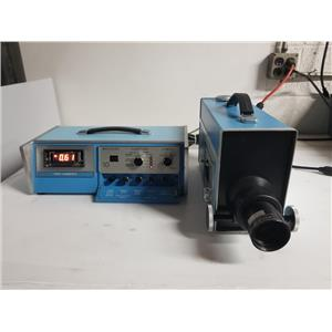 Spectra Pritchard Photometer Model 1980A-CD Controller w/ 1980A-OP