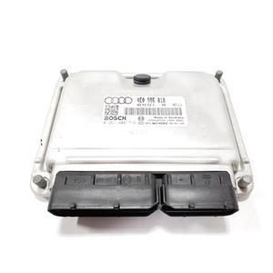 Engine Control Module ECU ECM 05-07 Audi A8 W12 6.0L 4E0906018 4E0910018 OEM