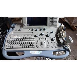 GE Logiq 9 LCD Ultrasound System W/ M12L, 10L, 3.5C Probes