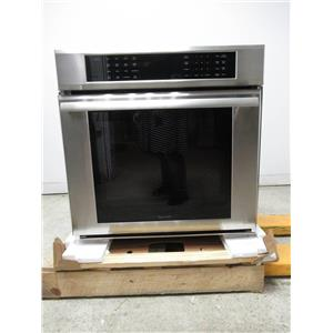 "Thermador Masterpiece 30"" Single Stainless Electric Wall Oven ME301JS (7)"