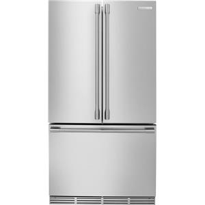 "NIB Electrolux ICON 36"" Counter Depth French Door Refrigerator SS E23BC68JPS"