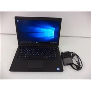"Dell XXPKH Latitude 5490 Core i5-8250U 1.6GHZ 8GB 256GB M.2 SSD 14"" W10P"