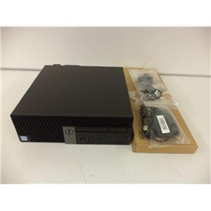 Dell PX8WD OptiPlex 7050 - SFF - CORE I5-7500 3.4GHZ 500GB 8GB W10P