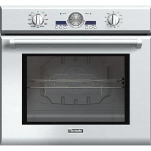"Thermador Professional 30"" Single True Convection Electric Wall Oven POD301J IMG"