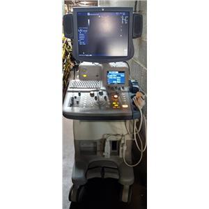 GE LOGIQ S6 ULTRASOUND MACHINE