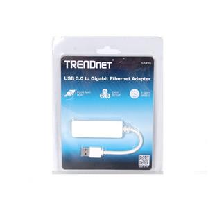New TRENDnet TU3-ETG USB 3.0 to Gigabit Ethernet Adapter