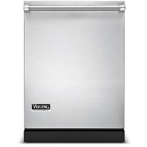 """Viking Professional 24"""" 48 dBA 6Cycles &4 Options Integrated Dishwasher VDW302SS"""