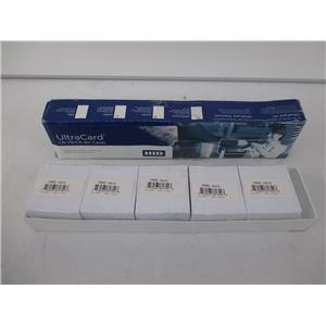 Fargo 081754 UltraCard PVC Cards, 30 mil, CR-80 size, 500 cards