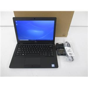 """Dell 2NK6Y Latitude 5290 i5-8350U 1.7GHz 8GB 256GB SSD 12.5"""" W10P"""