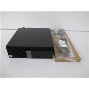Dell XTN3F OptiPlex 7060 - SFF - Core i7-8700 3.2GHz 8GB 1TB W10P