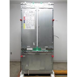 "Bosch Benchmark 36"" Super Cool PR Integrated French Door Refrigerator B36IT800NP"